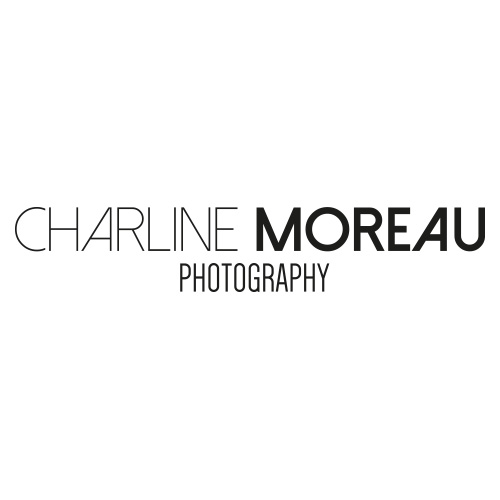 création logo photographe freelance charline moreau