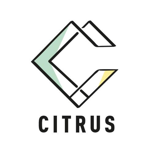 création logo restaurant le citrus