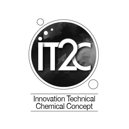 création marque logo IT2C produits industriels